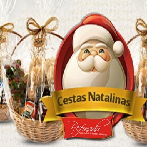 Cesta de Natal R$ 179,00